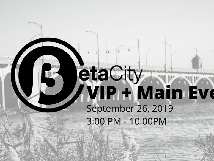 Beta City VIP + Main Event